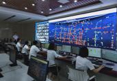 看我公司优质客户菏泽公交智能调度中心的华丽升级