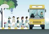 恒宇电子助力菏泽公交实现学生定制公交线上购票业务