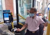 恒宇电子助力滨州交运集团推出老年人刷身份证免费乘车服务